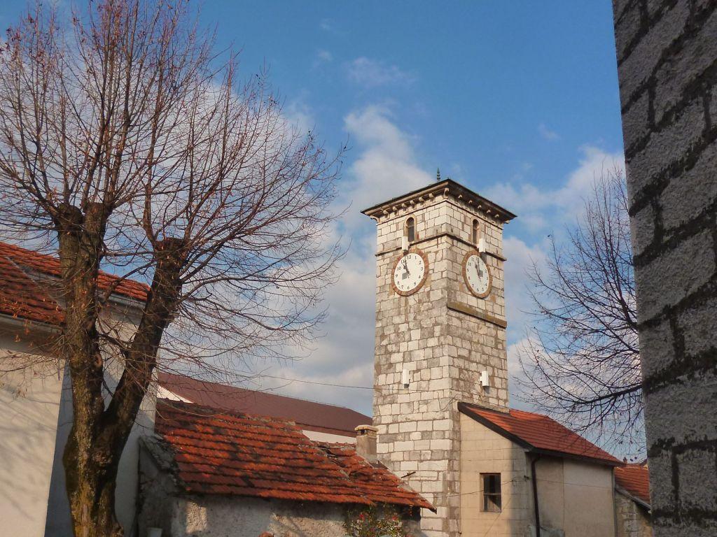 Сахат-кула в Невесине. Фото: Елена Арсениевич, CC BY-SA 3.0