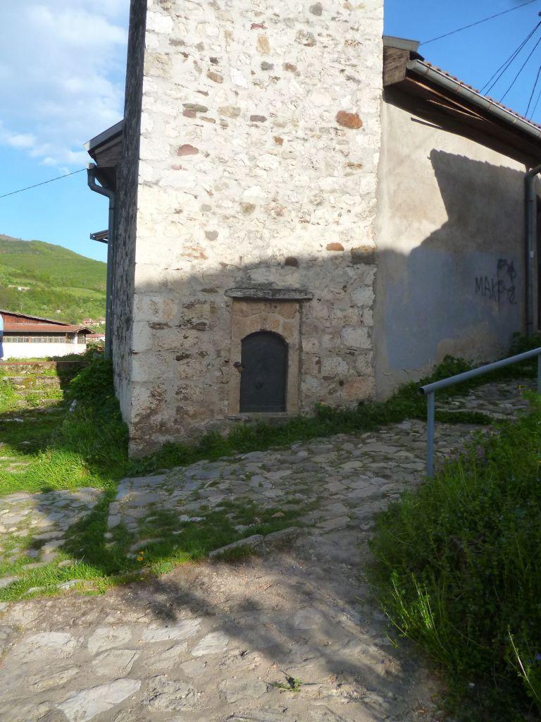 Гномья дверь. Фото: Елена Арсениевич, CC BY-SA 3.0