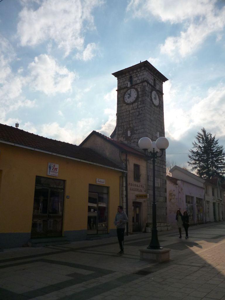 Башня в Невесине. Фото: Елена Арсениевич, CC BY-SA 3.0