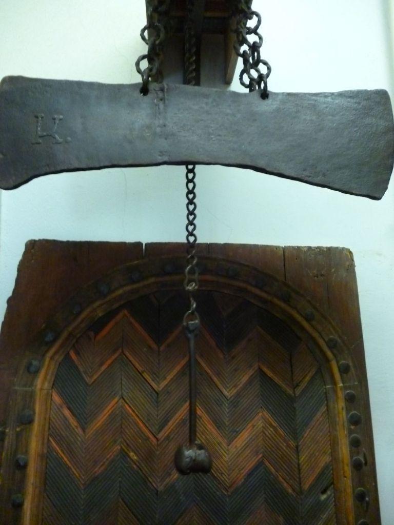 «Боснийский колокол», экспонат музея. Фото: Елена Арсениевич, CC BY-SA 3.0