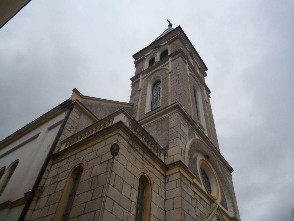 Церковь при монастыре св. Иоанна Крестителя. Фото: Елена Арсениевич, CC BY-SA 3.0