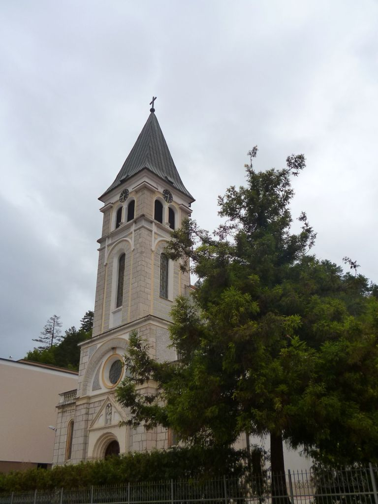 Католическая церковь в Конице. Фото: Елена Арсениевич, CC BY-SA 3.0