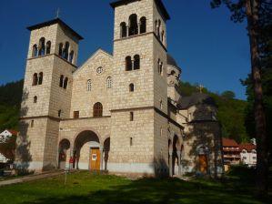 Церковь св. Саввы в Фоче. Фото: Елена Арсениевич, CC BY-SA 3.0