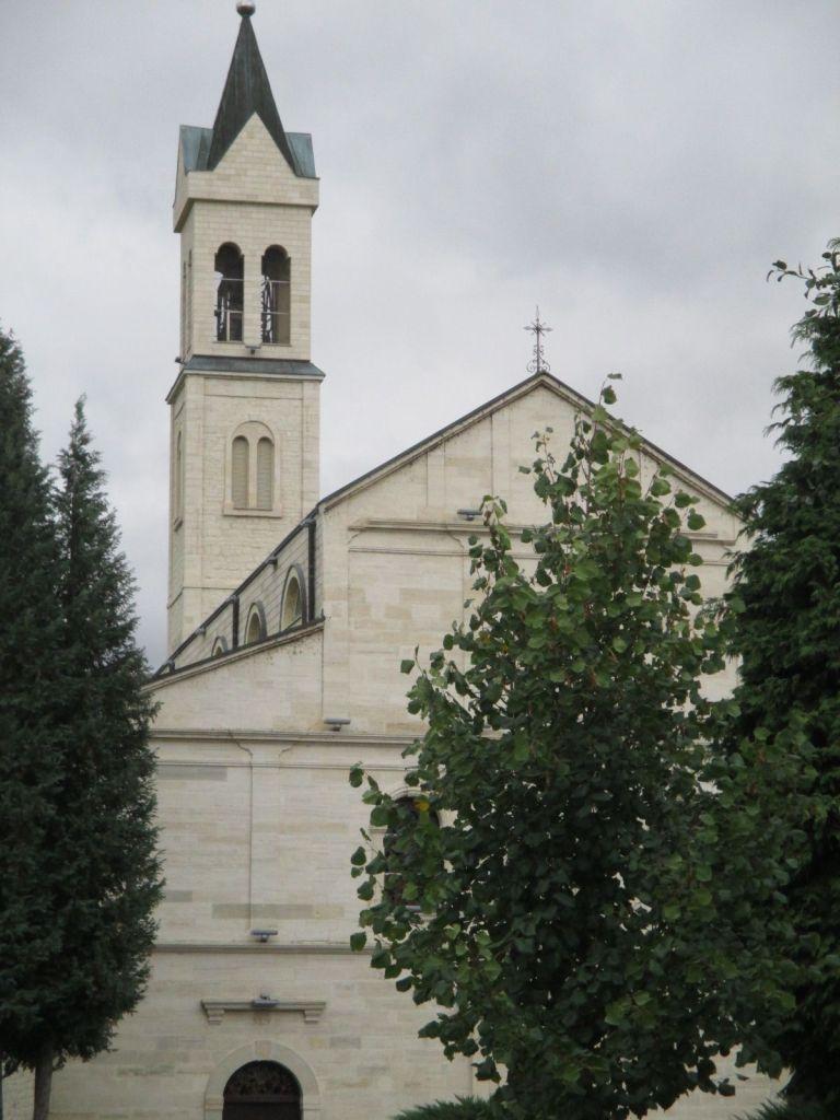 Церковь монастыря Рама-Шчит. Фото: Елена Арсениевич, CC BY-SA 3.0