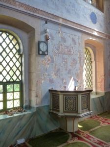 Интерьер Шареной мечети. Фото: Елена Арсениевич, CC BY-SA 3.0
