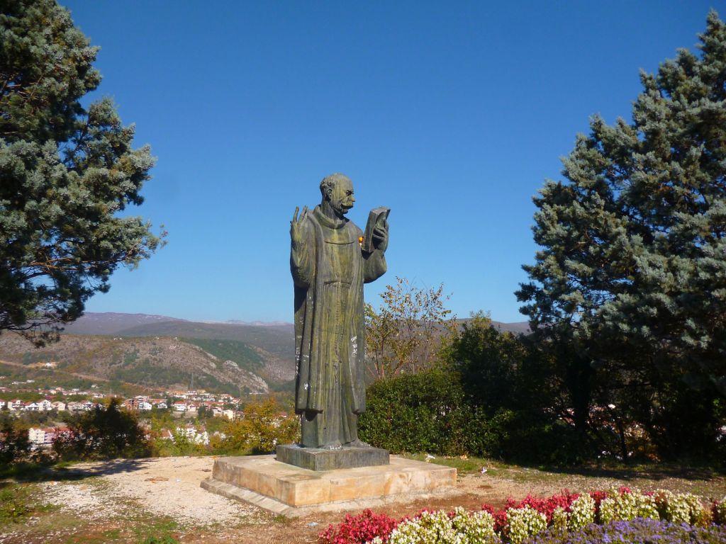 Памятник Дидаку Бунтичу. Фото: Елена Арсениевич, CC BY-SA 3.0