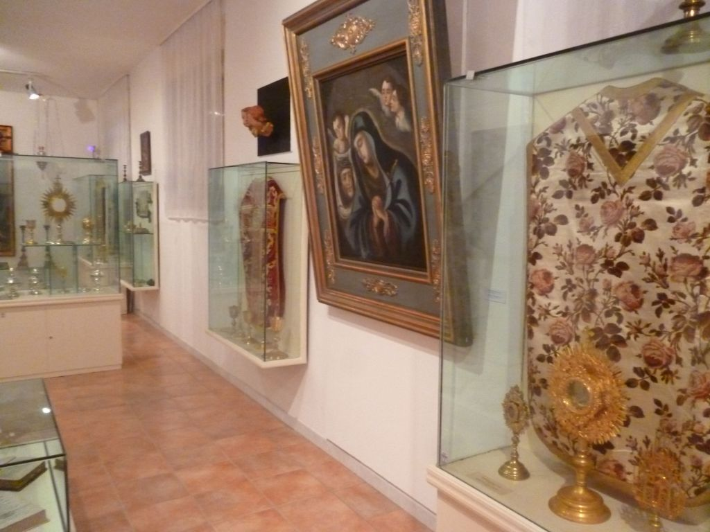 Ризница монастыря. Фото: Елена Арсениевич, CC BY-SA 3.0