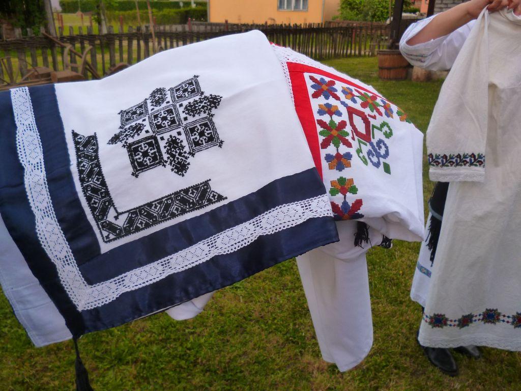 Традиционная вышивка. Фото: Елена Арсениевич, CC BY-SA 3.0