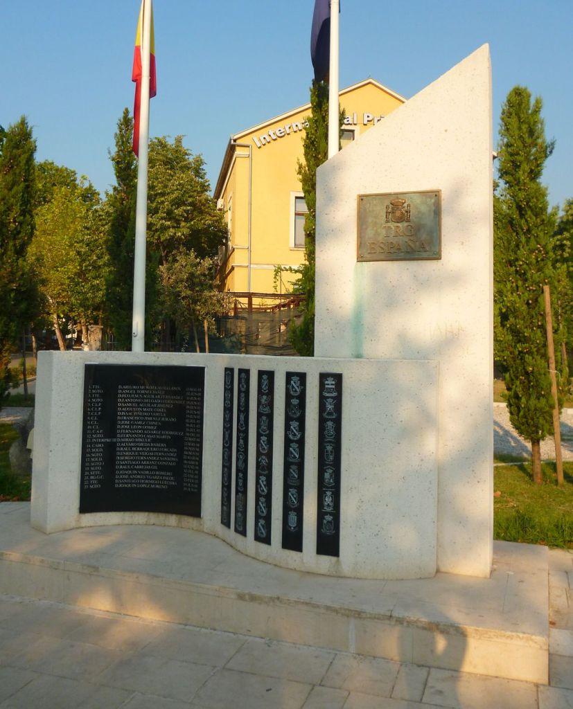 Памятник на площади Испании. Фото: Елена Арсениевич, CC BY-SA 3.0