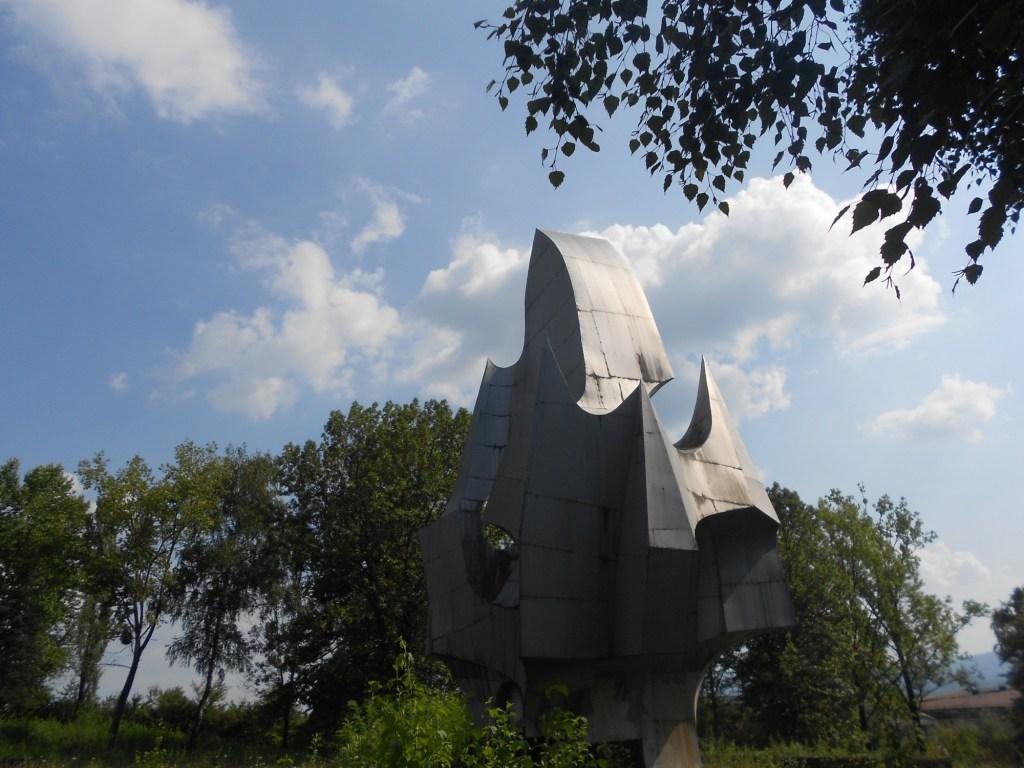 Памятник в парке. Фото: Елена Арсениевич, CC BY-SA 3.0
