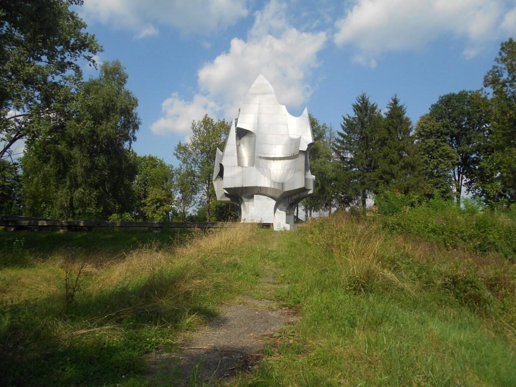 Мемориальный комплекс Шушняр. Фото: Елена Арсениевич, CC BY-SA 3.0