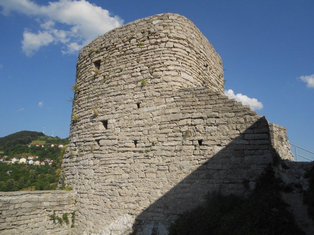 Главная башня. Фото: Елена Арсениевич, CC BY-SA 3.0