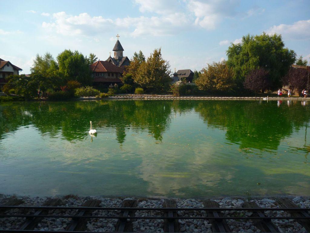 Монастырь св. Николы. Фото: Елена Арсениевич, CC BY-SA 3.0