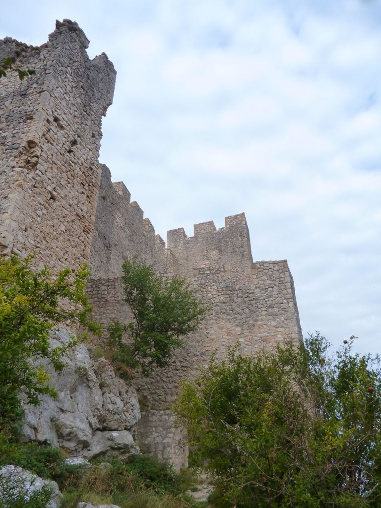 Стены крепости. Фото: Елена Арсениевич, CC BY-SA 3.0