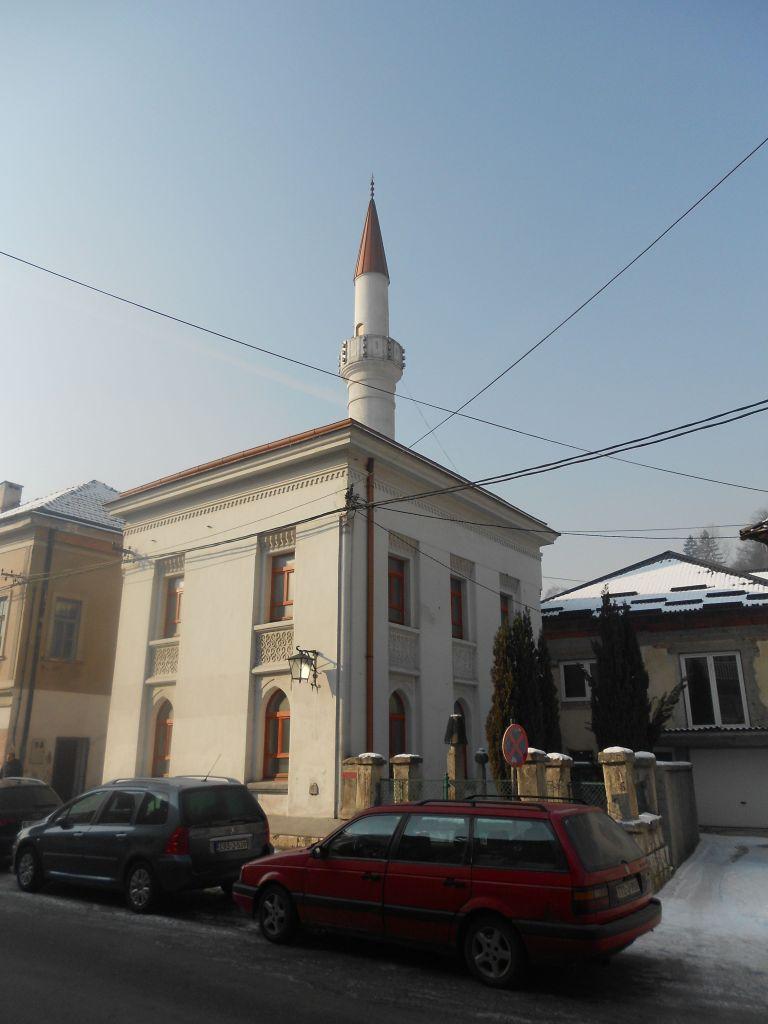 Мечеть в махале Шумече. Фото: Елена Арсениевич, CC BY-SA 3.0