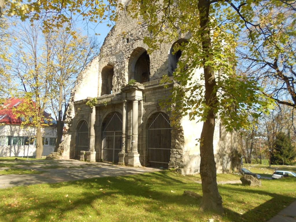 Остатки церкви св. Анте. Фото: Елена Арсениевич, CC BY-SA 3.0