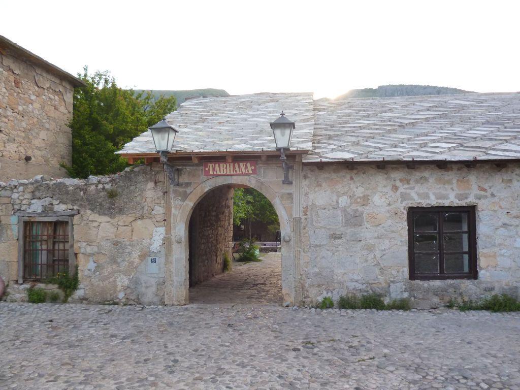 Ворота Табханы. Фото: Елена Арсениевич, CC BY-SA 3.0