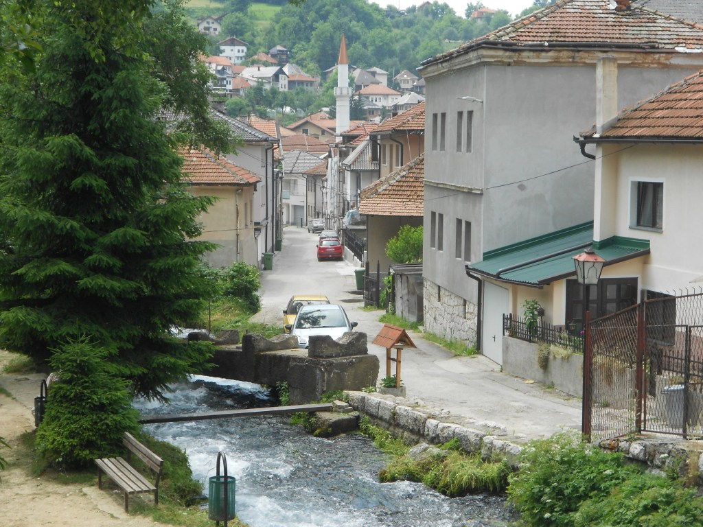 Улочка в Травнике. Фото: Елена Арсениевич, CC BY-SA 3.0