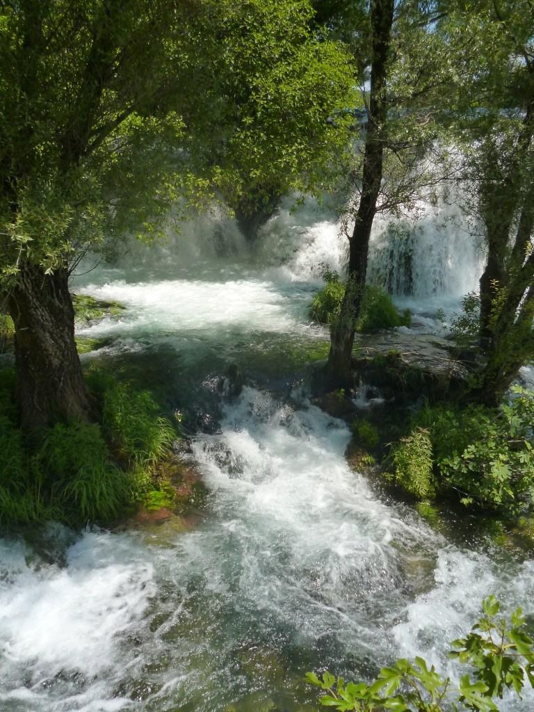 Водопад Кочуша весной. Фото: Елена Арсениевич, CC BY-SA 3.0