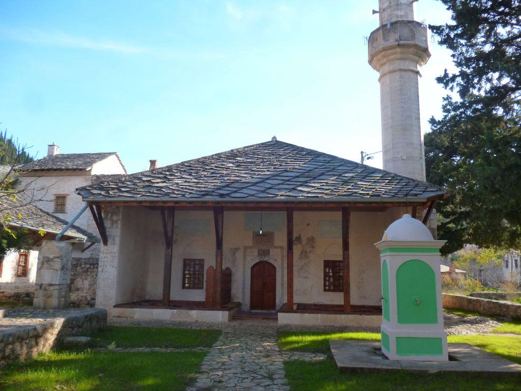 Фасад Узуновичской мечети. Фото: Елена Арсениевич, CC BY-SA 3.0