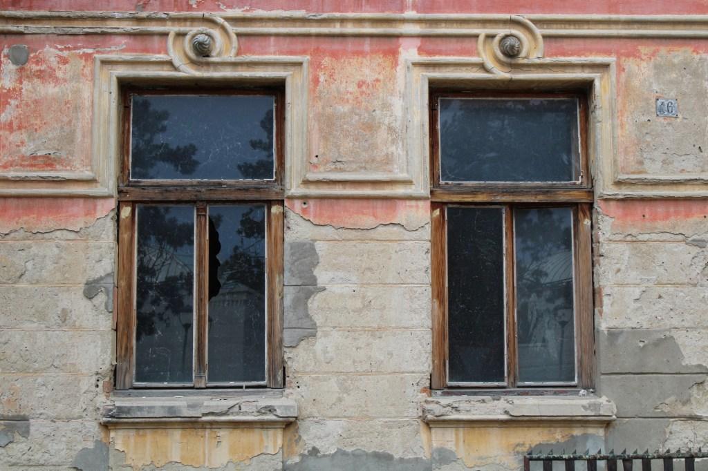 Остатки декора. Фото: Елена Арсениевич, CC BY-SA 3.0