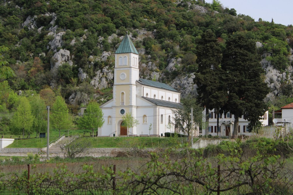 Католическая церковь в Витине. Фото: Елена Арсениевич, CC BY-SA 3.0