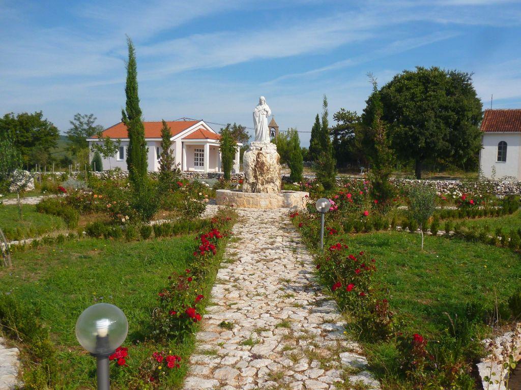 Библейский сад. Фото: Елена Арсениевич, CC BY-SA 3.0