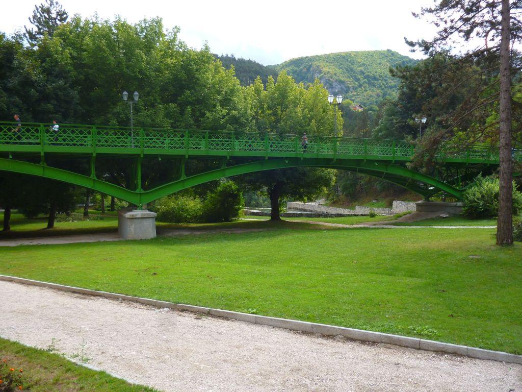Пливский или Эйфелев мост. Фото: Елена Арсениевич, CC BY-SA 3.0