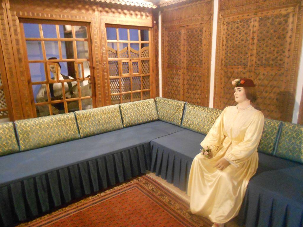 Сечия в этнографической коллекции Земальского музея в Сараево. Фото: Елена Арсениевич, CC BY-SA 3.0