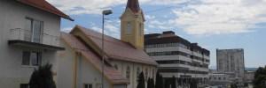 Церковь Пресвятого сердца Иисуса в Добое. Фото: Елена Арсениевич, CC BY-SA 3.0