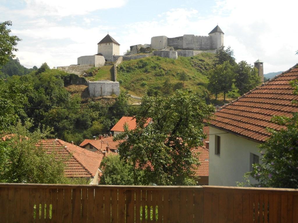 Крепость Тешань. Фото: Елена Арсениевич, CC BY-SA 3.0