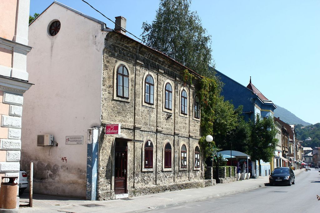 Дом австрийского консула в Травнике. Julian Nitzsche, CC BY-SA 3.0