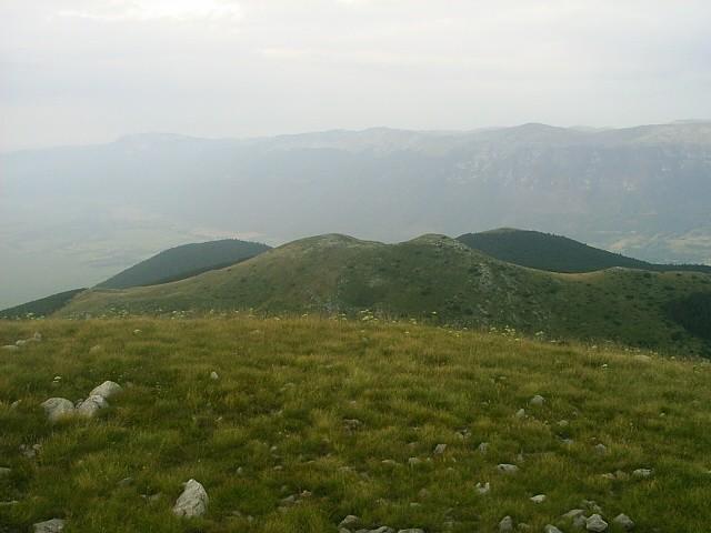 Вершина Троглав, гора Динара. Martin Brož, CC BY 3.0