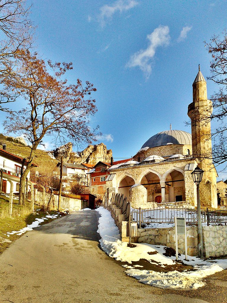 Одна из мечетей Ливно. Brian Eager, CC BY 2.0
