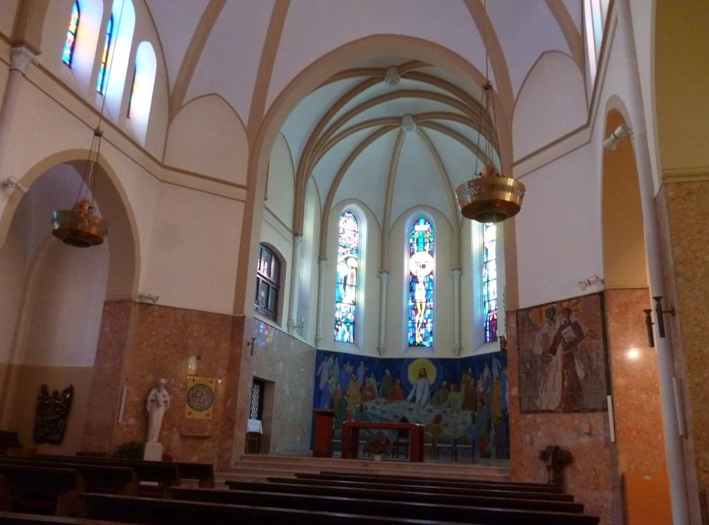 Интерьер церкви св. Анте. Фото: Елена Арсениевич, CC BY-SA 3.0