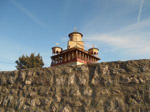 Церковь в районе Рупели. Фото: Елена Арсениевич, CC BY-SA 3.0