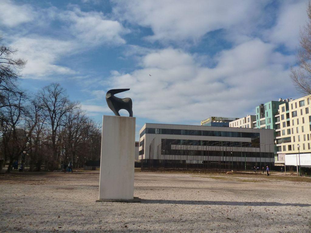 Место для музея Ars Aevi. Фото: Елена Арсениевич, CC BY-SA 3.0