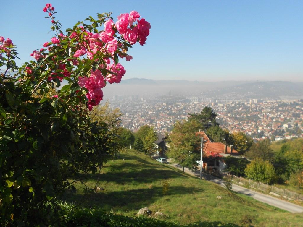 Романтичный город Сараево. Фото: Елена Арсениевич, CC BY-SA 3.0