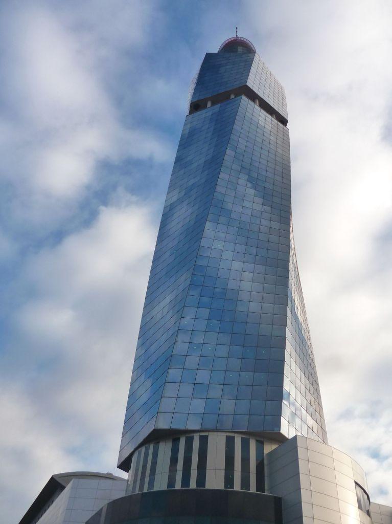 Avaz Twist Tower. Фото: Елена Арсениевич, CC BY-SA 3.0