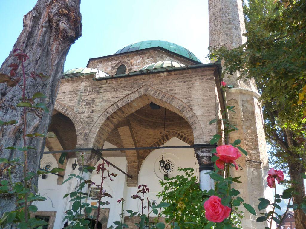 Мечеть Хаваджи Дурака или Бачшаршийская. Фото: Елена Арсениевич, CC BY-SA 3.0