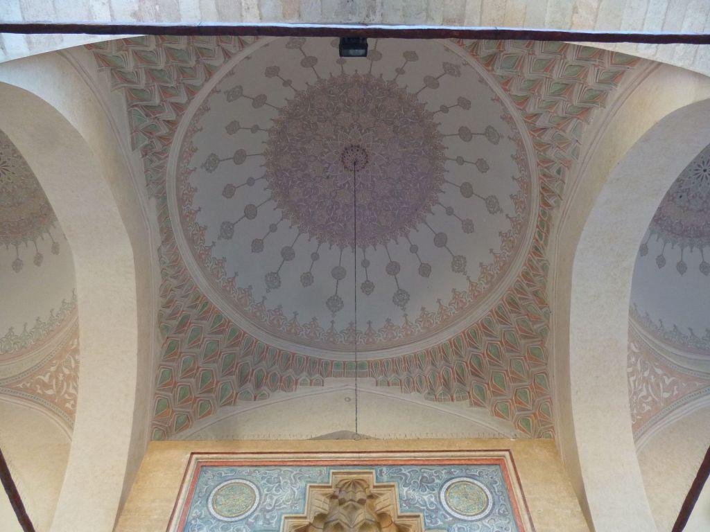 Купол над входом. Фото: Елена Арсениевич, CC BY-SA 3.0
