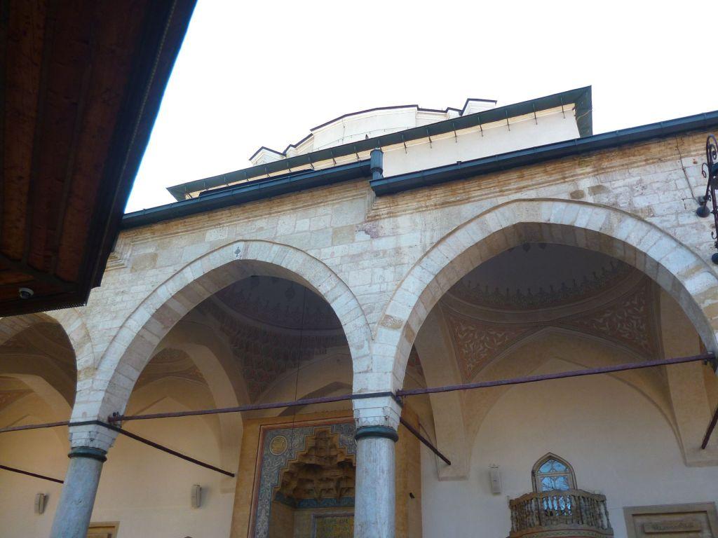 Бегова мечеть в Сараево. Фото: Елена Арсениевич, CC BY-SA 3.0