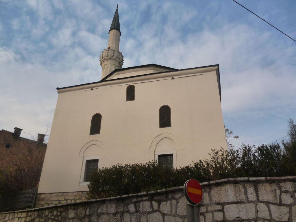 Мечеть на Логавине. Фото: Елена Арсениевич, CC BY-SA 3.0