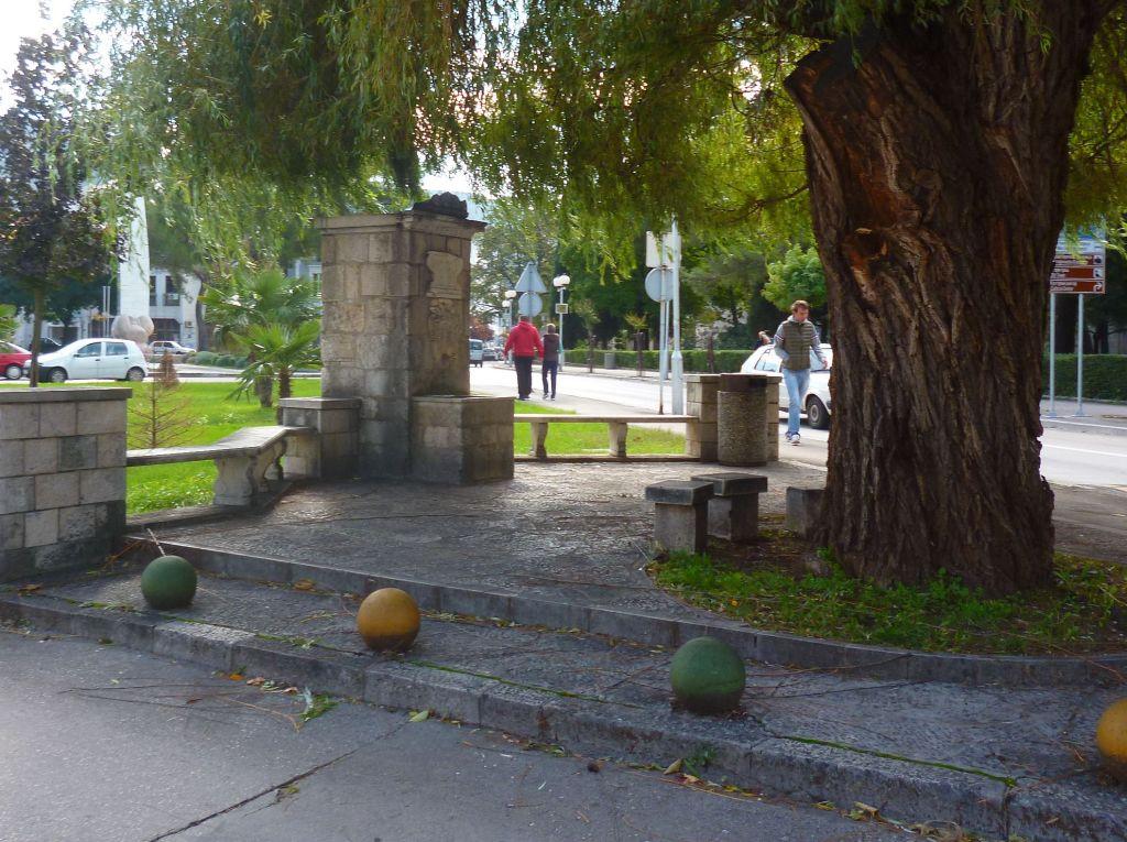 Дучичева чесма на Цветной площади. Фото: Елена Арсениевич, CC BY-SA 3.0