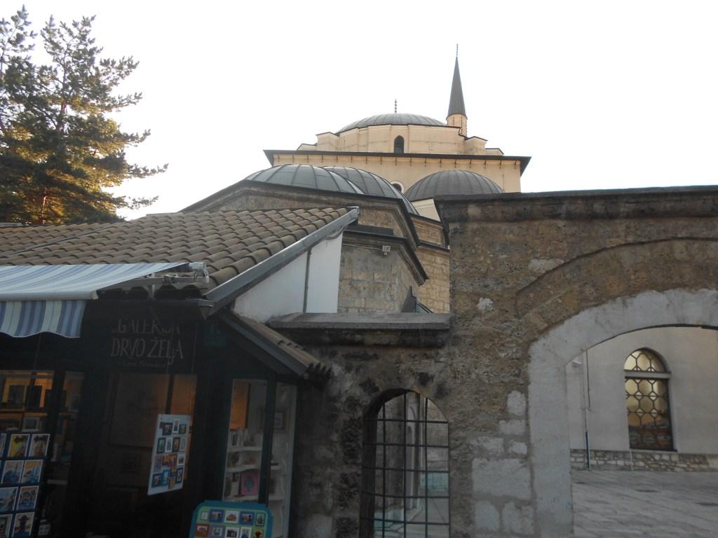 Бегова мечеть. Фото: Елена Арсениевич, CC BY-SA 3.0
