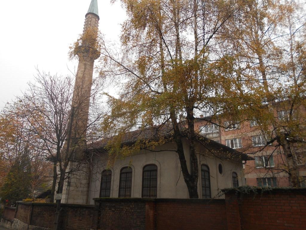 Мечеть на улице Чобания. Фото: Елена Арсениевич, CC BY-SA 3.0