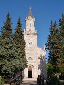 Церковь Святого Преображения Господня. Фото: Елена Арсениевич, CC BY-SA 3.0