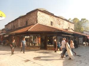 Бруса Безистан. Фото: Елена Арсениевич, CC BY-SA 3.0