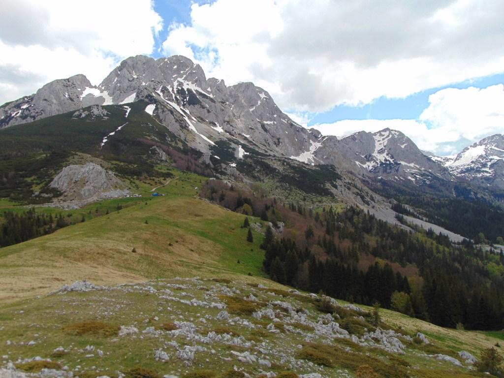 Маглич, самая высокая гора Боснии и Герцеговины. Фото: Елена Арсениевич, CC BY-SA 3.0