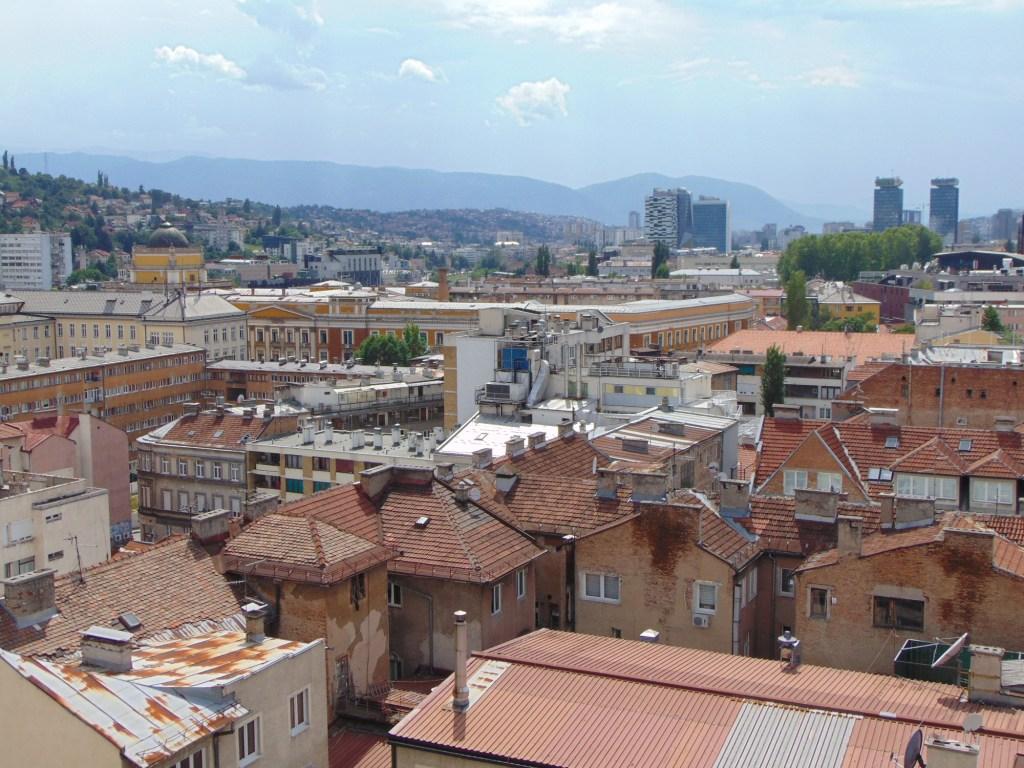 Сараево. Фото: Елена Арсениевич, CC BY-SA 3.0